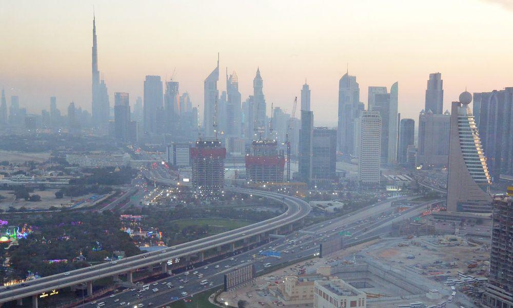 Бюджетный Дубай.