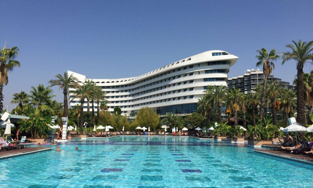 Я не хотел в Турцию. Отель Concorde deluxe hotel 5*