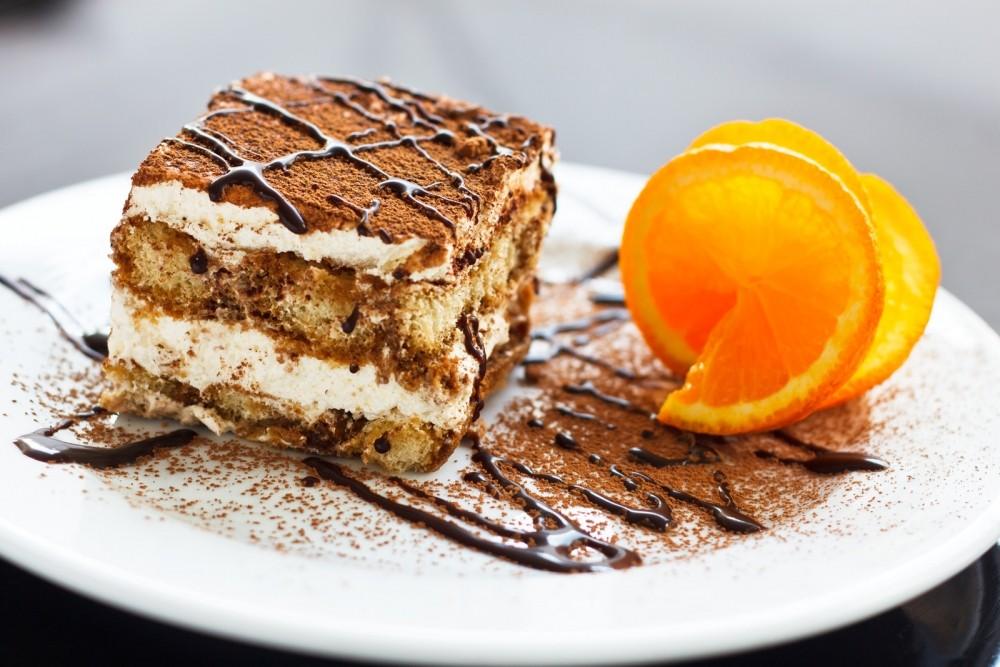 Вкусные десерты с фото